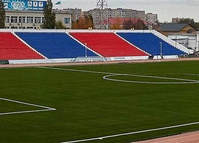 erba sintetica pavlodar stadium kazakshstan