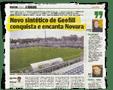 """""""Il nuovo sintetico con geofil conquista e incanta novara"""" – O JOGO – 10/11/2010"""